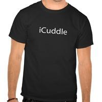 ICuddle 2.0 (I Cuddle) Parody Shirt