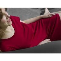 Goodnite Shirt: Short Sleeve Bamboo Sleepwear