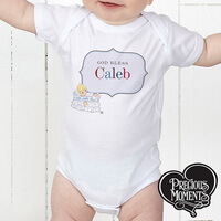 Personalized Baby Christening Bodysuit -..