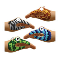 Monster Hand Tattoo Sets