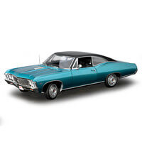 1:18-Scale 1967 Chevy Impala SS 427 Diecast..