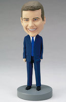Custom Bobblehead Of A Man In Suit - Made From..