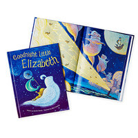 Personalized Goodnight Little Me Book