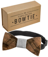 The Wooden Bowtie