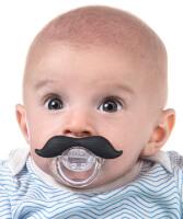 Mustachifier Baby Pacifiers