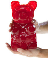 The Worlds Largest Gummy Bear