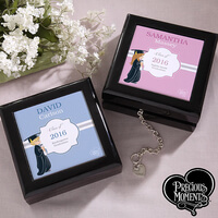 Personalized Graduation Keepsake Box - Precious..