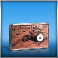 Planet Mars Meteorite