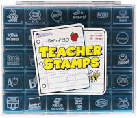 Jumbo Teacher Stamps