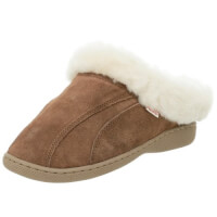 Womens Sheepskin Clog Slipper