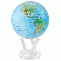 MOVA Rotating World Globe