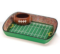 Football Stadium Chip And Dip