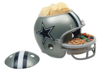NFL Snack Helmet
