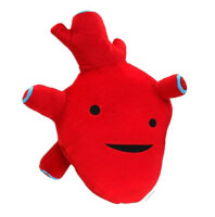 Humongous Heart Plush Figure