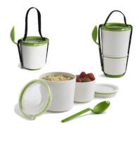 Ingenious Lunch Pot