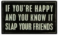 Slap Your Friends