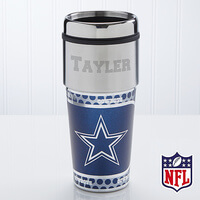 Personalized Dallas Cowboys NFL Football Travel..