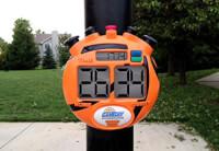Scoreboard For Driveway Basketball Poles
