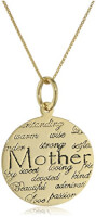 Mother Definition Necklace