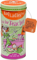 Bag Ladies Tea Tea For Teacher Tin