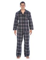 100% Cotton Flannel Sleepwear Set