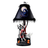 Tim Burtons The Nightmare Before Christmas..