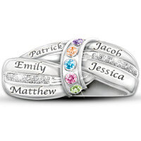A Mothers Embrace Engraved Personalized..