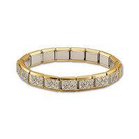 The 200-Crystal Italian Charm Bracelet