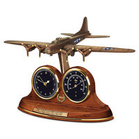 Commemorative B-17 Flying Fortress Bronze..