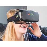 VR KiX: Smartphone Powered VR Headset
