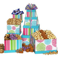 Treats For Mom Gift Tower