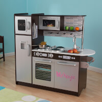Personalized Kid Kraft Play Kitchen - Uptown..