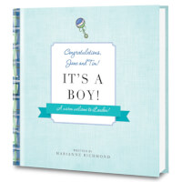 Its A Boy! Personalized Baby Book
