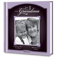 Why I Love Grandma Personalized Photo Gift Book