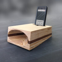 Timbrefone Strata Walnut - Phone Amplifier