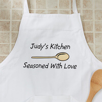 Custom Personalized Aprons - You Design It