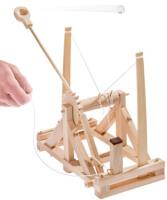 Leonardo Da Vincis Catapult