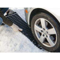 Traction Mat: Multi-Link Car Mat