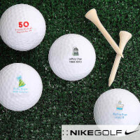 Personalized Golf Balls Birthday Gift - Nike..