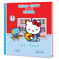 Lets Read: Hello Kitty & Me - Paperback Edition..