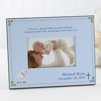 Personalized Baby Christening & Baptism Picture..