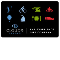 Cloud 9 Living Experience Gift Certificate
