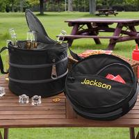 Personalized Collapsible Beverage Cooler - Drink..