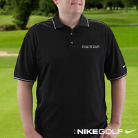 Personalized Polo Golf Shirts - Nike Dri-FIT -..