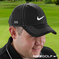 Personalized Golf Hats - Nike Dri-FIT With..