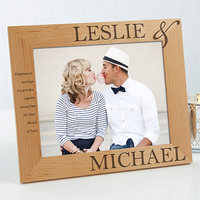 Personalized Picture Frames - 8x10 - The Perfect..
