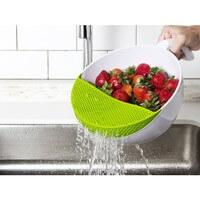 Soak And Strain: Produce Washing Bowl