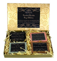 Sip Soap Handmade Decadent Chocolate Soap Gift..