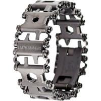 Tread Bracelet, Friendly Wearable Multi-Tool