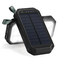Solar Charger & LED Light